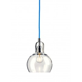 Longis I Pendant Lamp (blue cable)