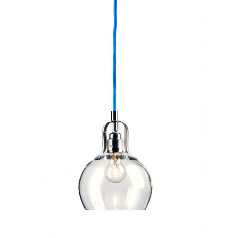 Longis I Pendant Lamp (blue cable)