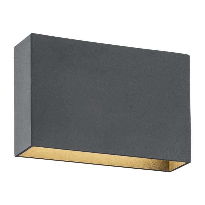 Outdoor wall lamp RIALTO black Argon