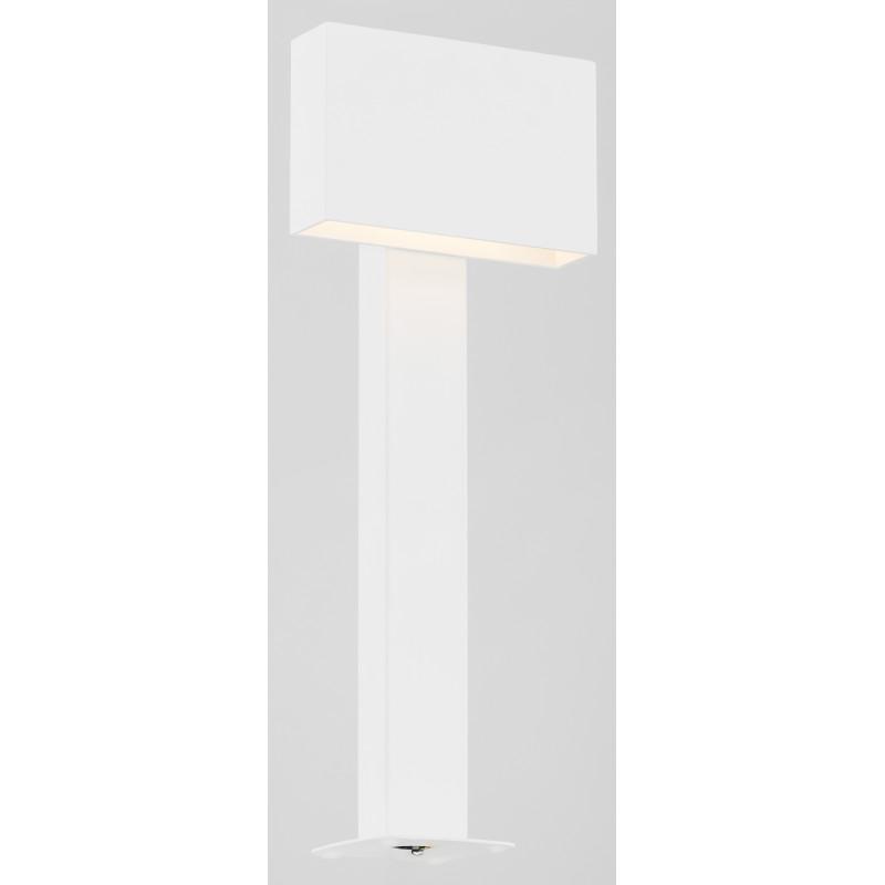 Outdoor standing lamp, garden lamp RIALTO small white Argon