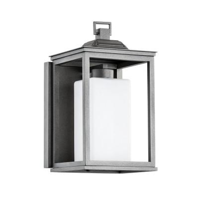 Ogrodowa zewnętrzna lampa ścienna kinkiet GASTON IP44 Argon