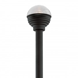 Outdoor garden high standing lamp GATSBY IP44 Argon