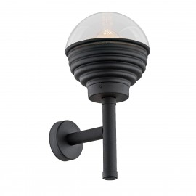Ogrodowa zewnętrzna lampa ścienna kinkiet GATSBY IP44 Argon