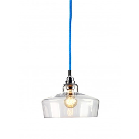 Longis III Pendant Lamp (blue cable)