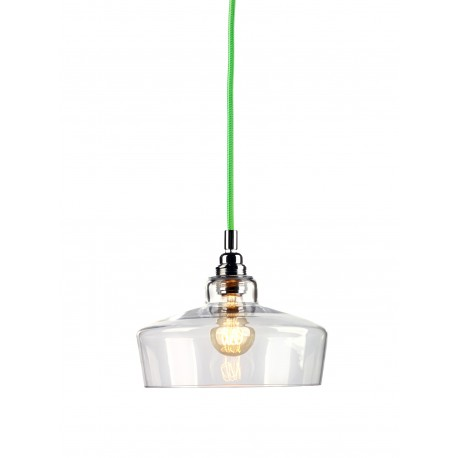 Longis III Pendant Lamp (green cable)