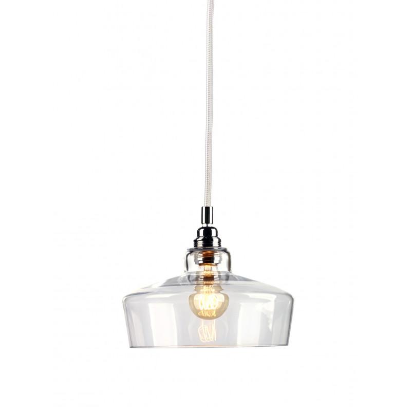 Longis III lampa wisząca (przewód biały)