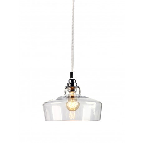 Longis III Pendant Lamp (white cable)