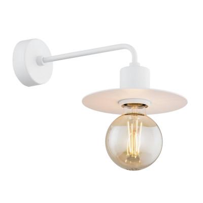 Lampa ścienna / kinkiet CORSO biały ARGON