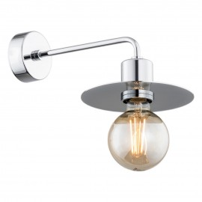 Lampa ścienna / kinkiet CORSO chrom ARGON