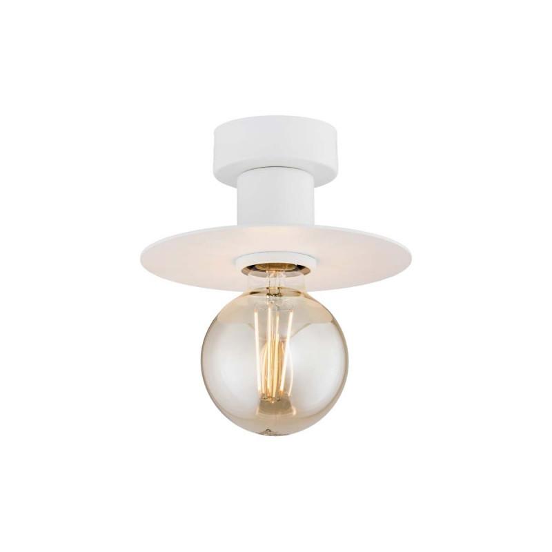 Ceiling lamp / plafond CORSO white ARGON