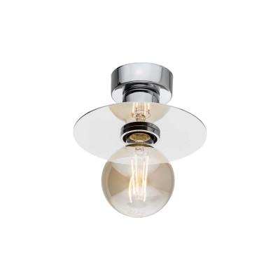 Ceiling lamp / plafond CORSO chrome ARGON