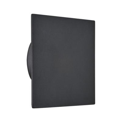 Wall lamp / sconce OHIO M black ARGON