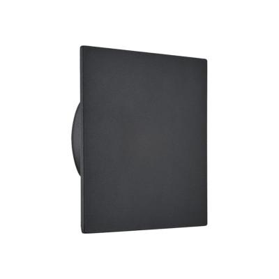 Wall lamp / sconce OHIO S black ARGON