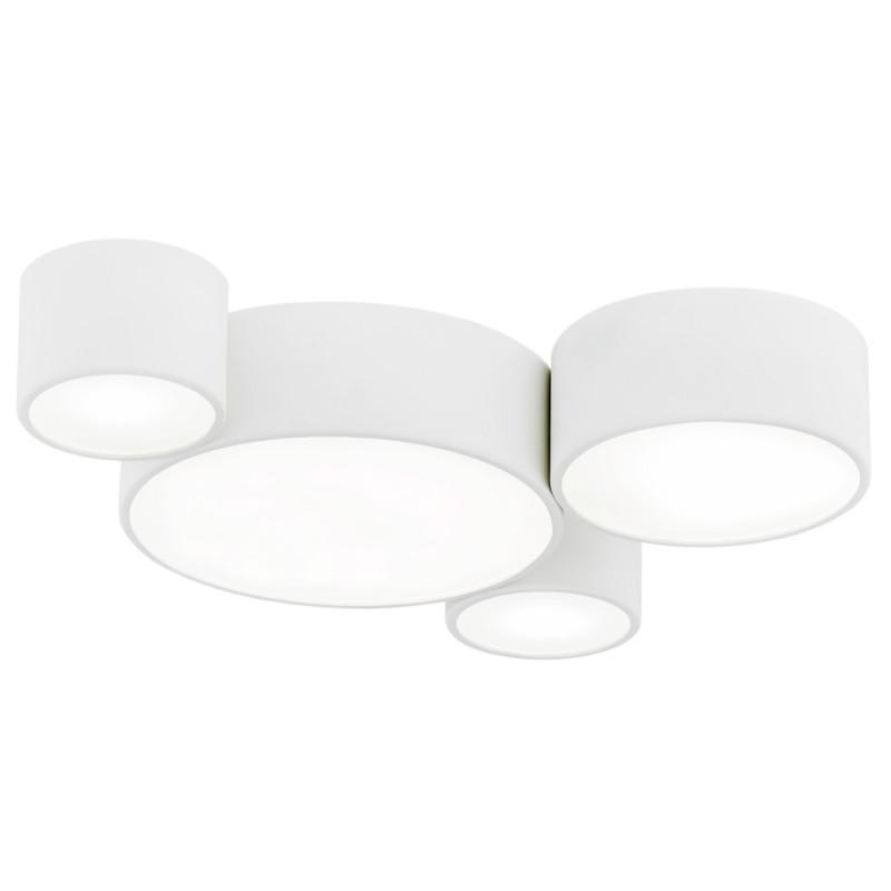 Ceiling lamp / plafond VICHY 4 white ARGON