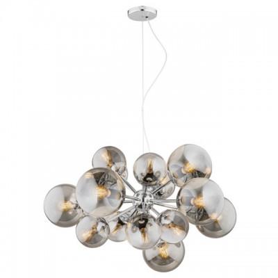 Ceiling lamp / hanging lamp SATELITE 15 graphite lister ARGON