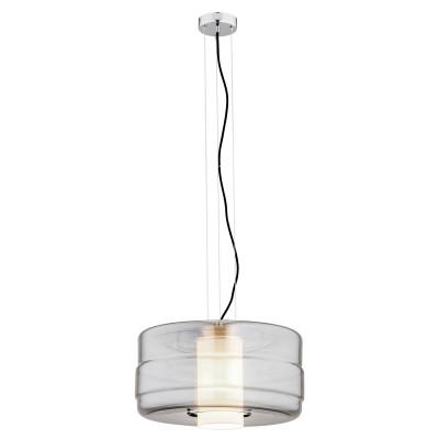 Ceiling lamp / hanging lamp FOCUS 3943 lister graphite ARGON