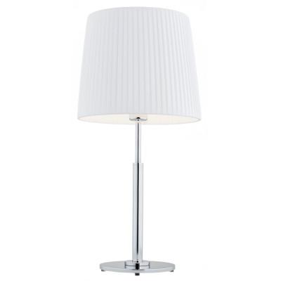 Lampa na stolik, lampka nocna ASTI biała ARGON
