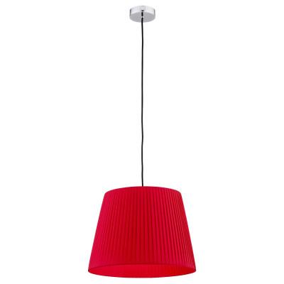 Ceiling lamp / hanging lamp ASTI red ARGON