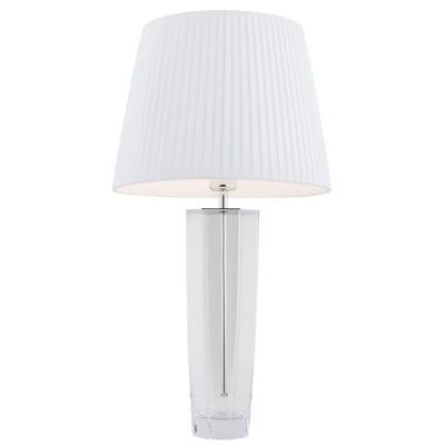 Lampa na stolik, lampka nocna CALIGARI biała ARGON