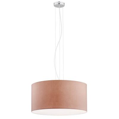 Ceiling lamp / hanging lamp PERUGIA pink ARGON