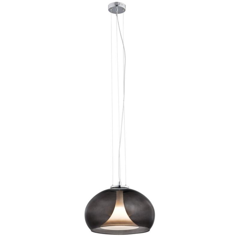 Ceiling lamp / pendant lamp graphite BASSA ARGON