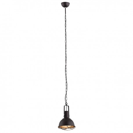 Ceiling lamp / pendant lamp brown CALVADOS ARGON