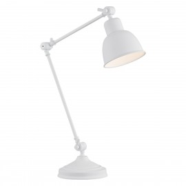 Table lamp, night lamp EUFRAT white ARGON