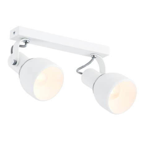 Ceiling lamp / wall lamp / reflector white FOGO ARGON