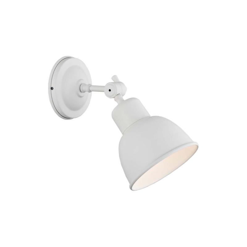 Wall lamp / sconce white EUFRAT ARGON