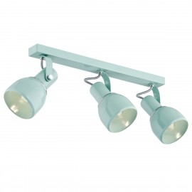 Ceiling lamp / wall lamp / reflector triple mint FOGO ARGON