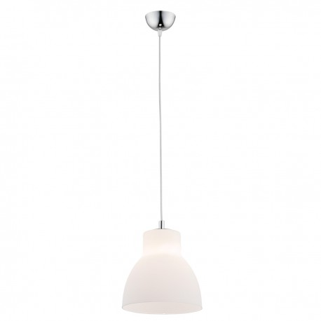 Ceiling lamp / pendant lamp white big LINDOS ARGON