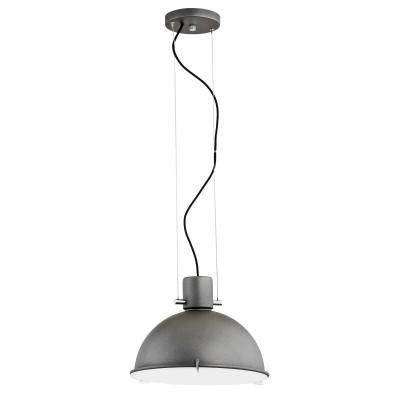 Ceiling lamp / pendant lamp anthracite PIONIER LED 35W ARGON