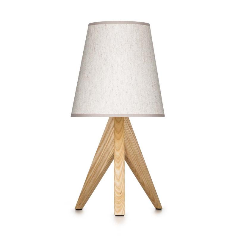 Niska lampa stołowa, lampka nocna MODERN PLUS LN-1