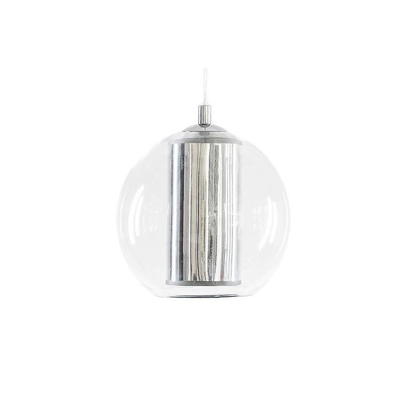 Merida L lampa wisząca (abażur chrom)