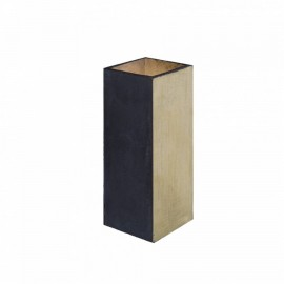 Betonowa lampa ścienna / kinkiet Orto Brass LOFTLIGHT – mosiądz