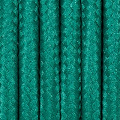 Kabel w opocie poliestrowym 19 sosnowy las dwużyłowy 2x0.75 Kolorowe Kable