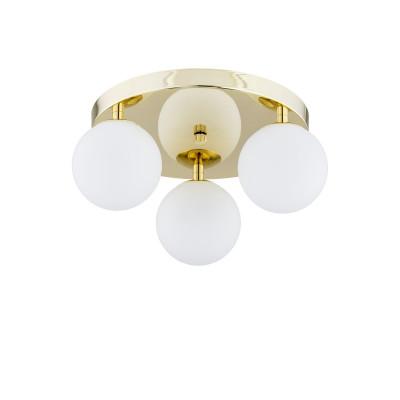 Ceiling lamp / plafond FLAVIO 1413 brass ARGON