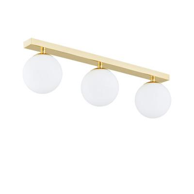Ceiling lamp FLAVIO 1414 brass ARGON
