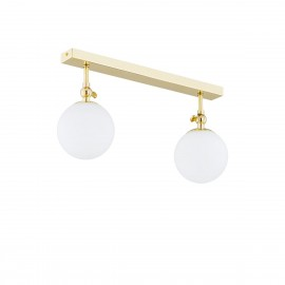 Ceiling lamp / plafond LATINA 844 brass ARGON