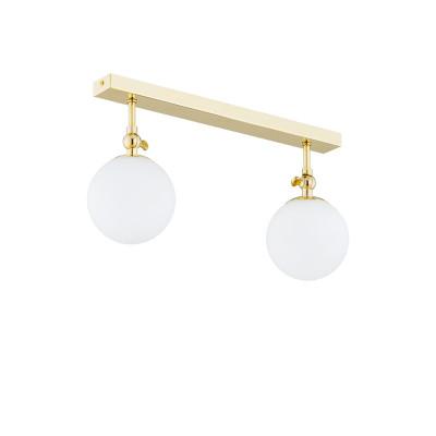 Lampa sufitowa / plafon LATINA 844 mosiądz ARGON