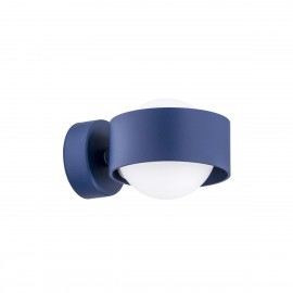Wall lamp / sconce MASSIMO 4049 navy blue ARGON