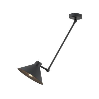 Black ceiling lamp ALTEA 4074 ARGON