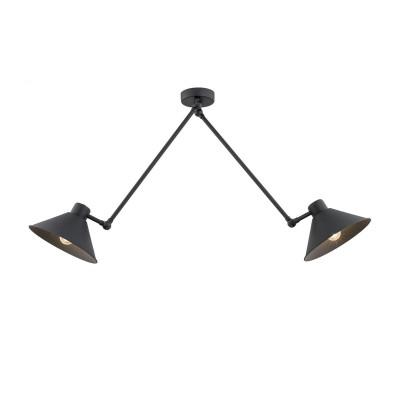 Black ceiling lamp ALTEA 862 ARGON