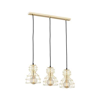 Brass ceiling lamp MARCO 1420 ARGON