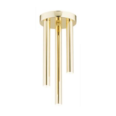 Brass ceiling lamp SANDRINO 1445 ARGON
