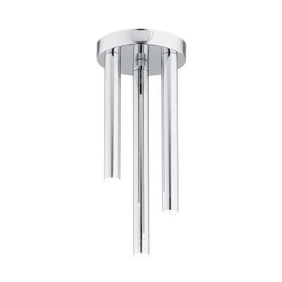 Chrome ceiling lamp SANDRINO 1446 ARGON