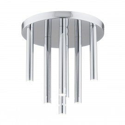 Chrome ceiling lamp SANDRINO 5025 ARGON