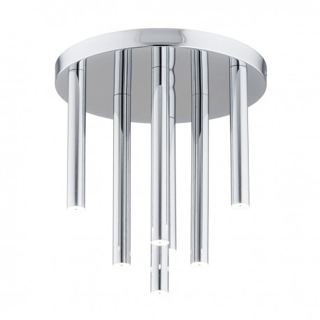 Chrome ceiling lamp SANDRINO 5025 ARGON