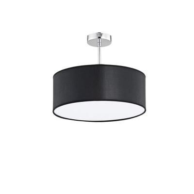 Ceiling lamp NOWE TASOS 860 black shade ARGON