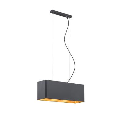 Ceiling lamp / hanging lamp TENERYFA 1425 black ARGON